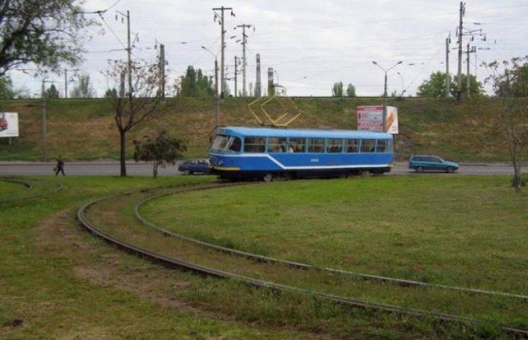Трамвайне кільце в Одесі не будуватимуть через скасування тендеру