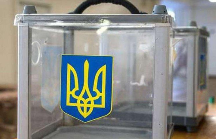 В Одесі дві виборчі дільниці в одному приміщенні