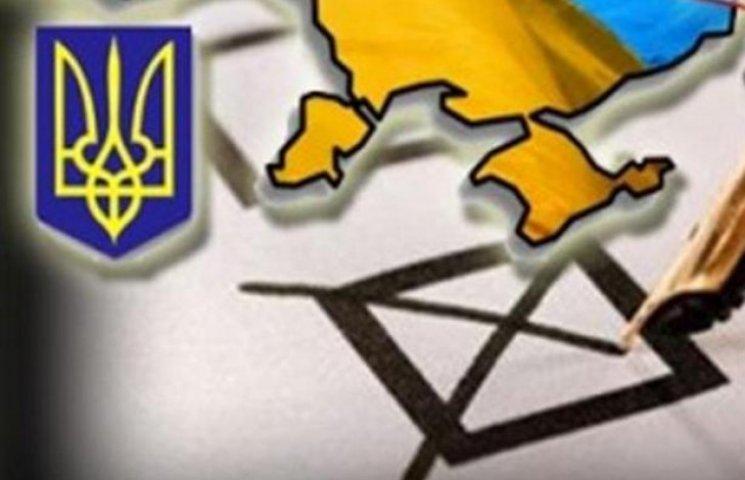На Одещині виборців підвозили на голосування