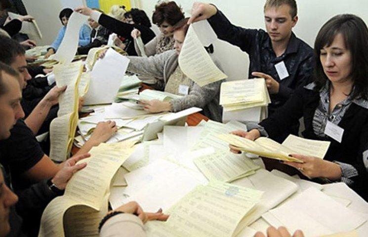 У Запорізькій області комісія підбила перші підсумки голосування і пішла відпочивати