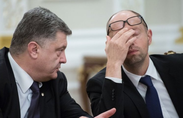 """Возглавит ли Яценюк БПП """"Солидарнисть"""""""