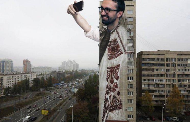 """""""Члещенко"""": як соцмережі помстилися нардепові за критику мурала з україночкою"""