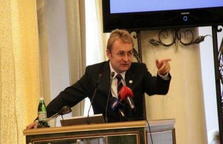В будинок мера Львова Садового кинули гранату (ХРОНІКА)