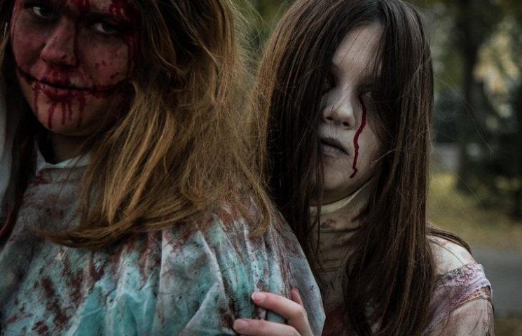 Кого налякали суботнього вечора на Хелловін у Полтаві