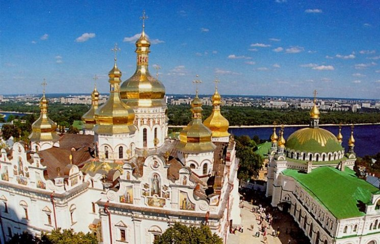 Кияни вимагають забрати Києво-Печерську лавру в Московського патриархату