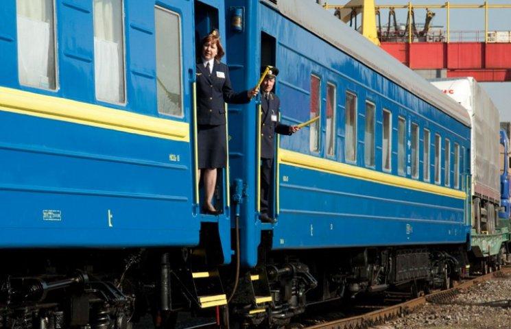 З Хмельницького курсуватиме новий потяг на Луганщину