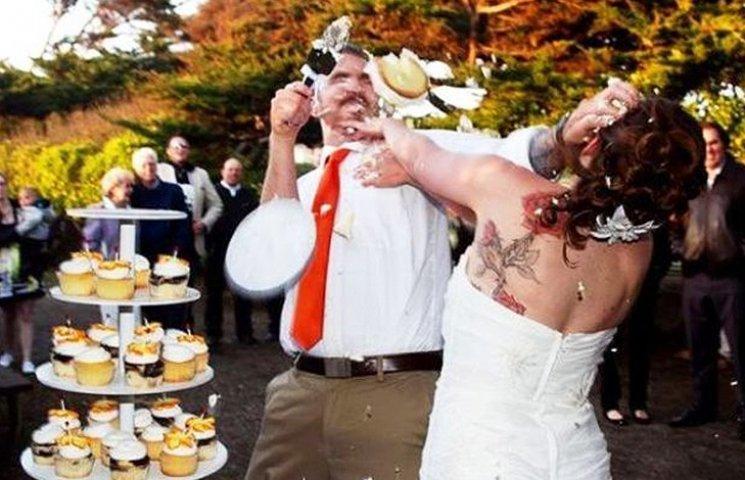 30 прикладів, коли у весільного фотографа все добре з почуттям гумору