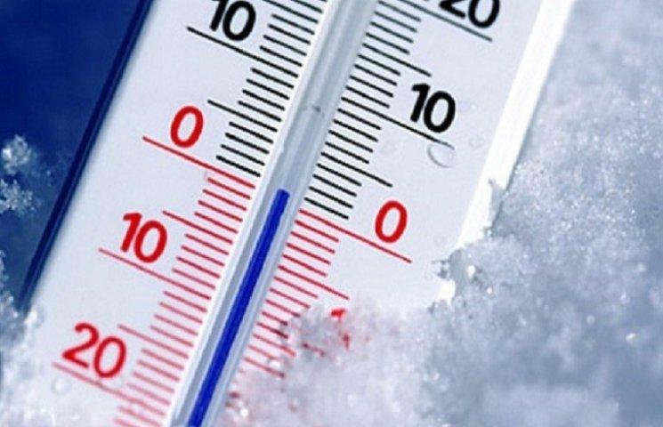 На Хмельниччині очікується сніг з дощем та різке зниження температури