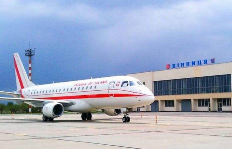 Вінницький аеропорт хоче купити снігоочисну техніку за 4.5 млн грн