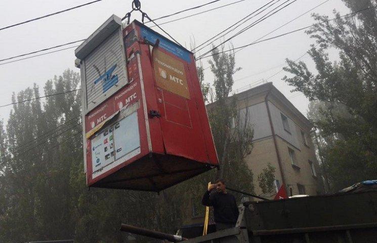 """Обіцянки-цяцянки: у Миколаєві демонтують лише половину """"подзвонишок"""""""