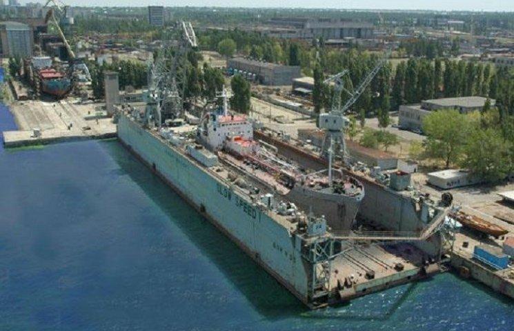 Мінінфраструктури затвердило фінплан Миколаївського торговельного порту