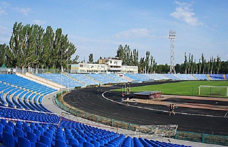 Миколаївський стадіон чекає масштабна реконструкція