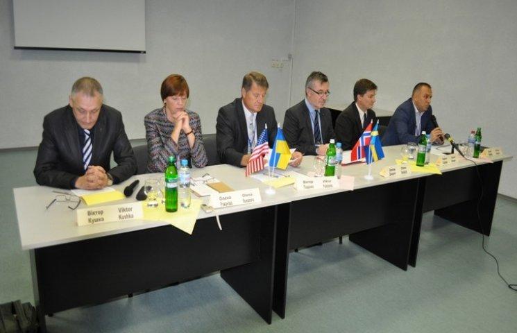 На ХАЕС триває міжнародна конференція з питань ядерної безпеки