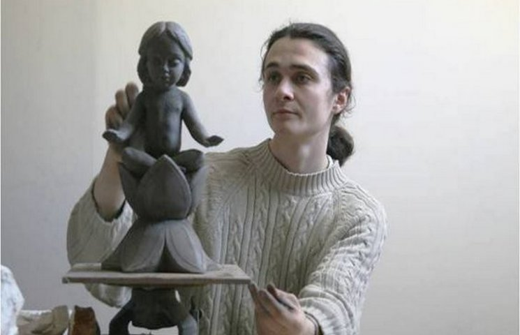 """""""Молитву у скульптурі"""" представили хмельничанам"""
