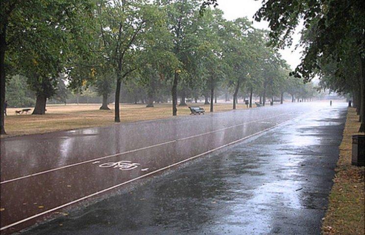 У середу температура повітря в Хмельницькому продовжуватиме падати