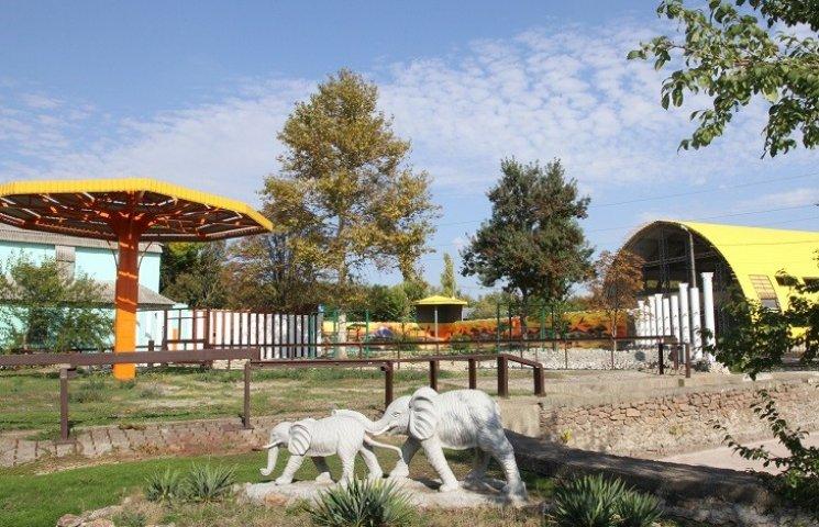У Миколаївському зоопарку завершили реконструкцію слоновника