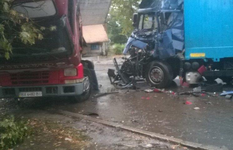 На Миколаївщині лоб в лоб зіткнулися дві фури: є загиблі