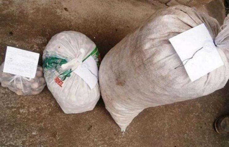 У 72-річної вінничанки знайшли мішок і два пакети макової соломки