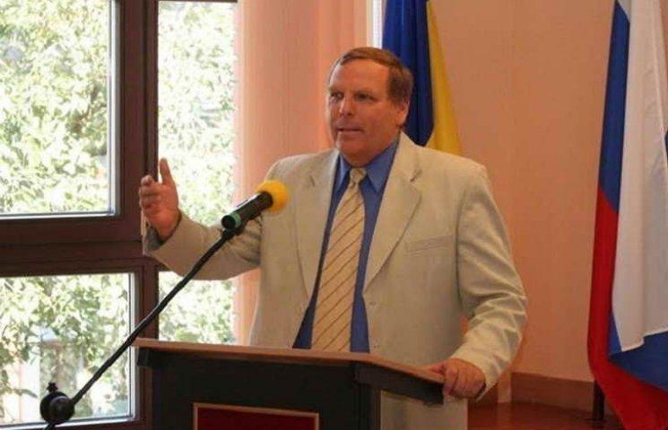 Запорізька облрада звільнила ректора-плагіатора у зв'язку з закінченням контракту