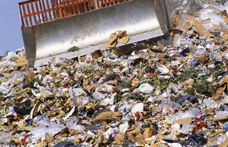 Вінничани відправлять львівське сміття до Києва