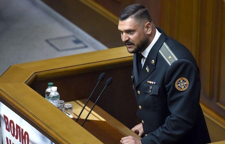 Трансляция представления нового председателя Николаевской ОГА