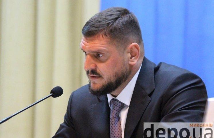 Як Миколаївщині представили нового голову ОДА (ФОТО, ВІДЕО)