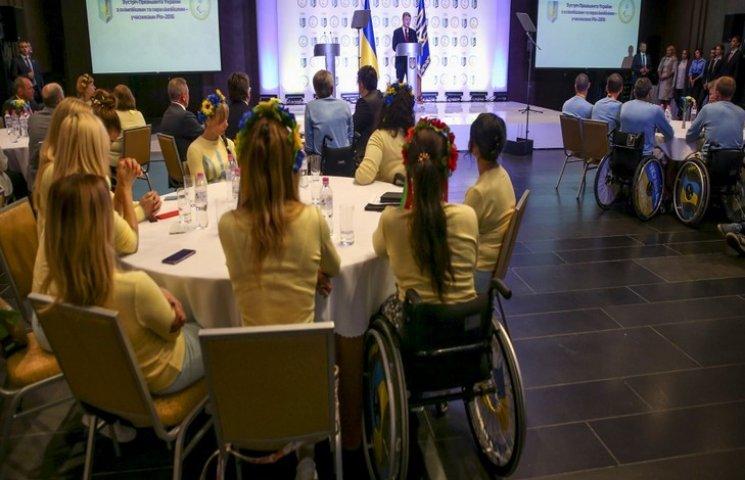 Президент вручив ордени олімпійцям та паралімпійцям з Хмельниччини