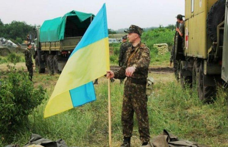 В Харьков в военный госпиталь поступили раненые бойцы АТО, - волонтеры
