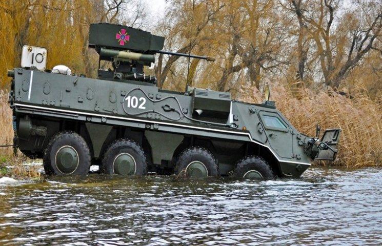 """На Донбасі воюють """"Дозори"""" та """"Буцефали"""""""
