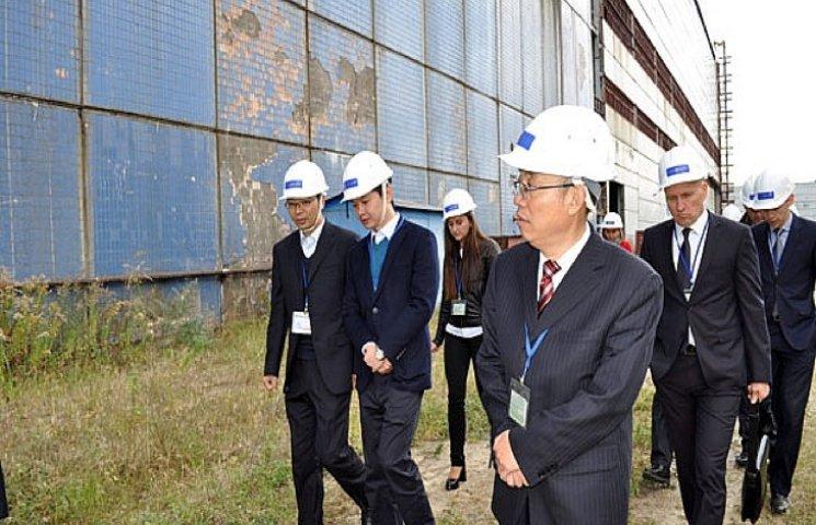 Китайці цікавляться спорудженням 3 блоку ХАЕС
