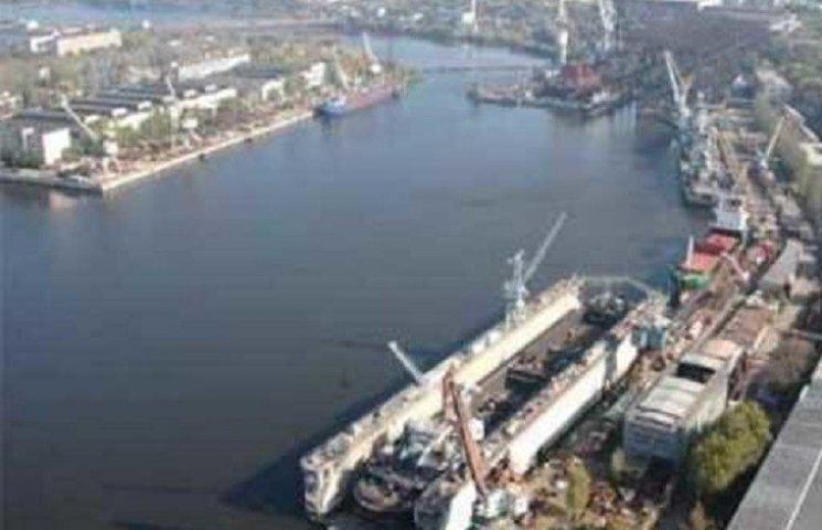 Укроборонпром призначив тимчасового директора Миколаївського суднобудівного заводу