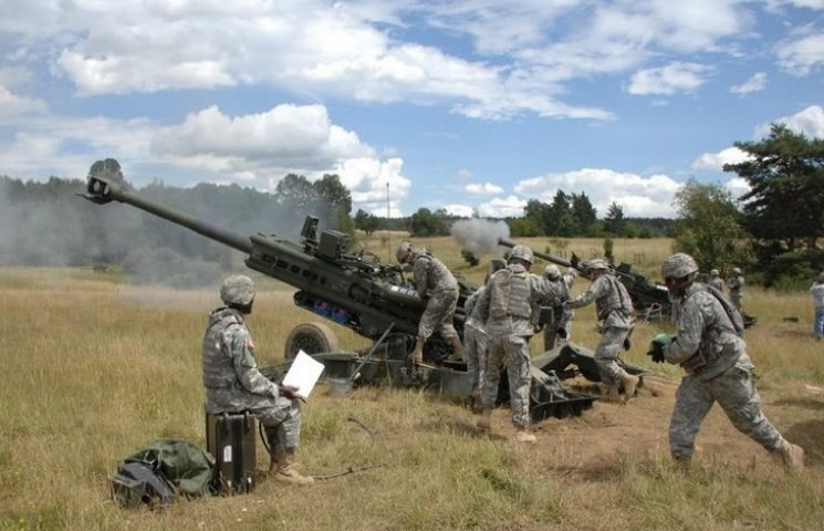 Гаубицы, которыми воюют украинские вояки