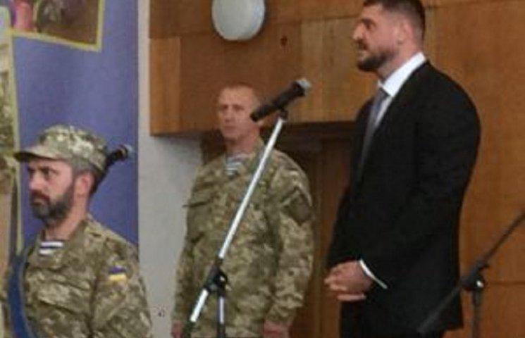 Миколаївський 73-й морський центр спецоперацій відзначив чергову річницю
