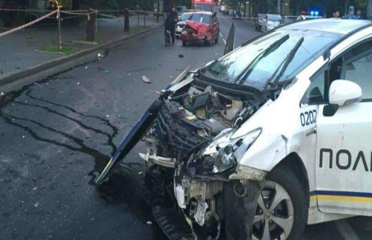 В Харькове суд оставил в СИЗО патрульного-участника смертельной аварии