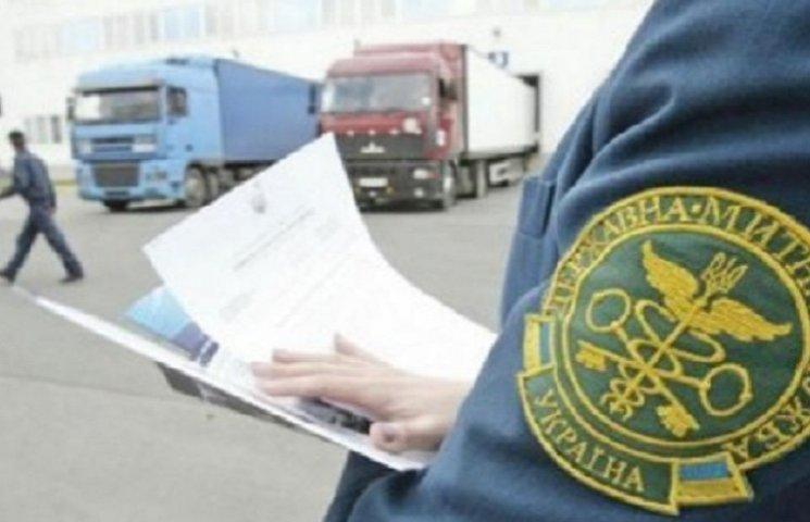 На Хмельницькій митниці ДФС середньоденні нарахування становлять 9,4 млн.грн