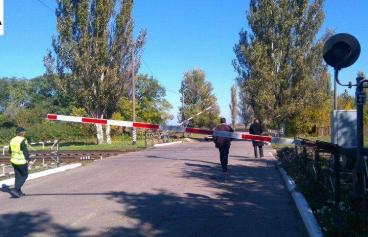 Миколаївські патрульні назвали найгірші залізничні переїзди у місті