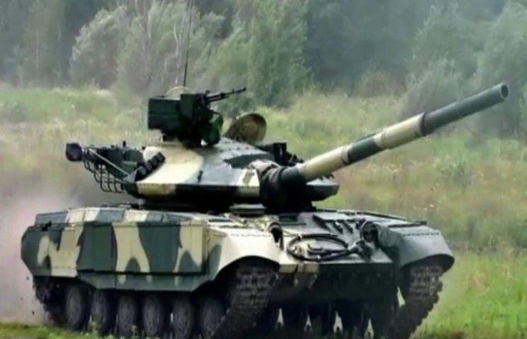 "Украинский ""Булат"" воюет на Донбассе"
