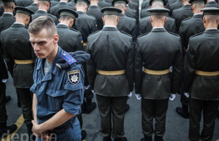 Кого не можна вітати з Днем захисника України