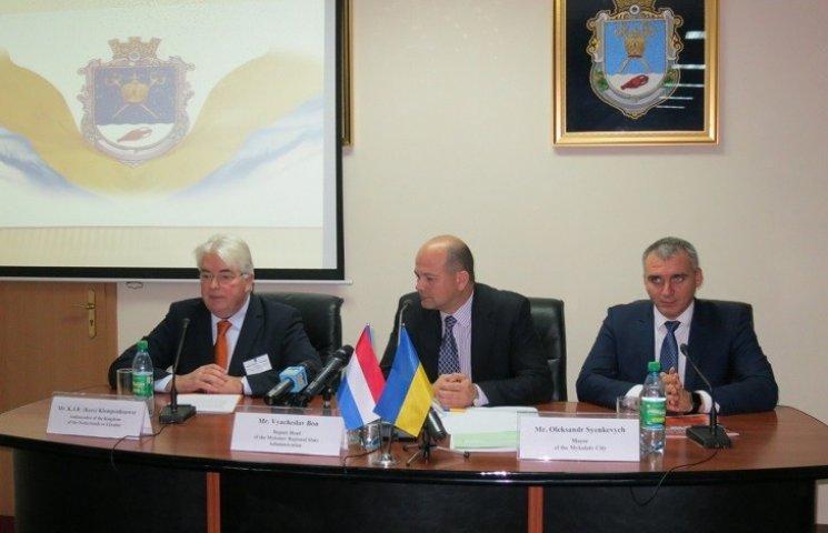 Нідерланди зацікавились розвитком портів на Миколаївщині