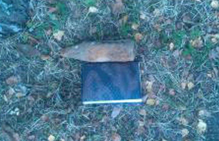 За дві доби на Вінниччині знайшли шість артснарядів
