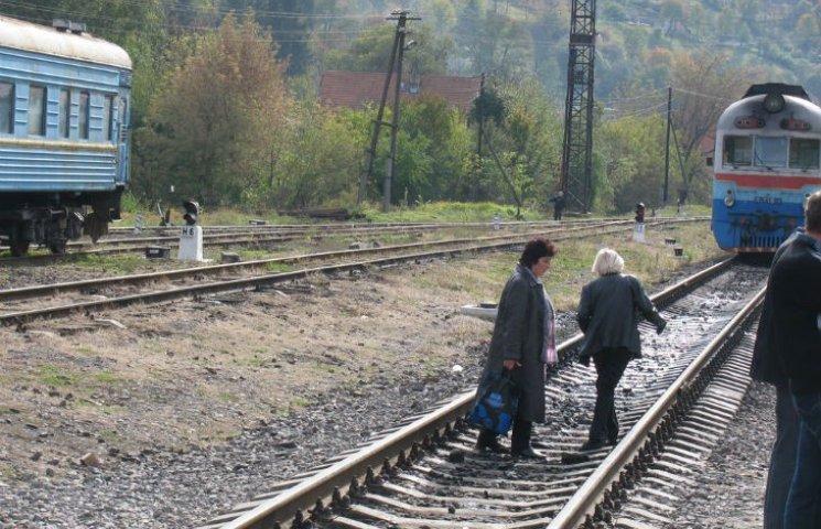 На Південній залізниці загинуло 43 людини, у тому числі дві дитини