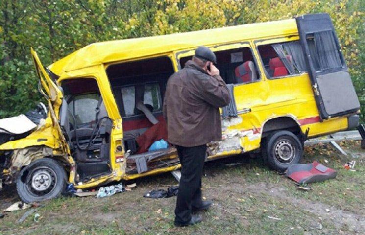 На Хмельниччині затримали водія вантажівки, з вини якої сталося смертельне ДТП