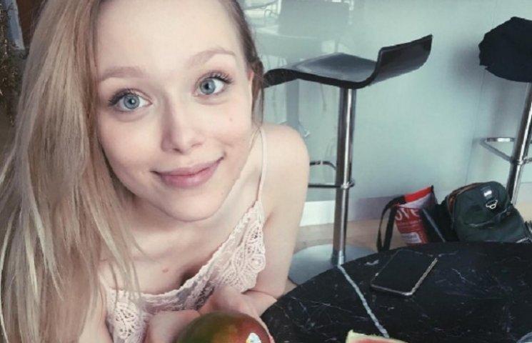 Молода українська акторка підписала контракт у Голлівуді