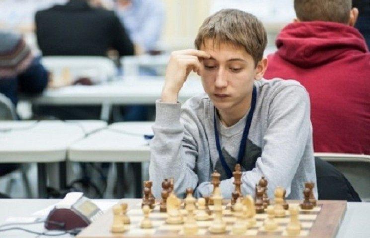 Миколаївський гросмейстр опинився в списку 100 найсильніших юнаків світу