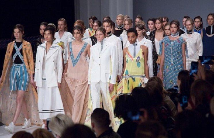У Києві стартував 39-й Український тиждень моди
