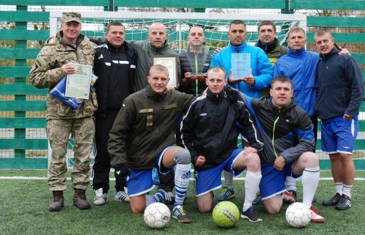 Миколаївські десантники вибороли Кубок Командувача ВДВ з футзалу
