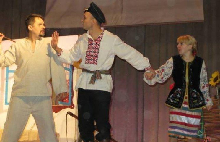 Театралы из 9 городов Украины фестивалят на Хмельнитчине
