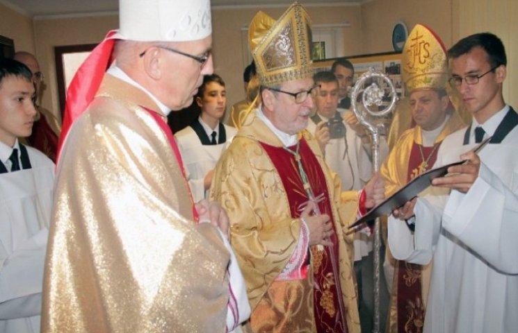 Найстарша в незалежній Україні католицька семінарія відсвяткувала ювілей
