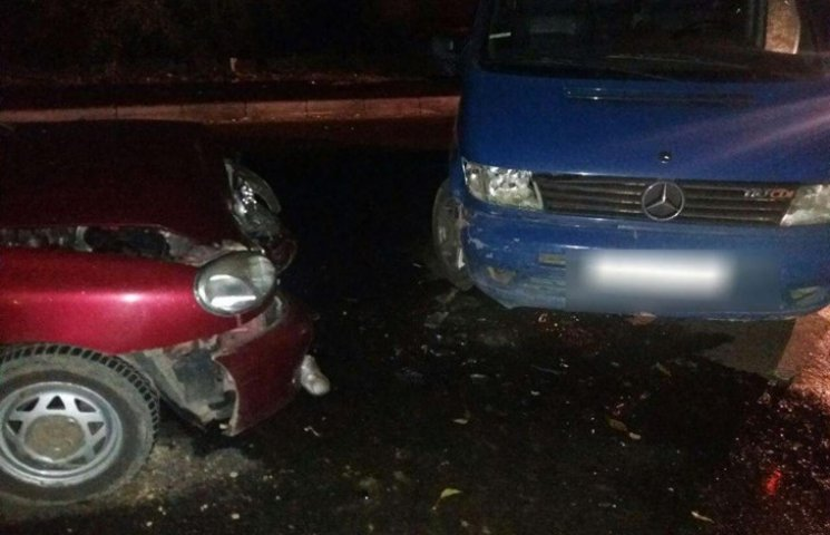У Хмельницькому в ДТП постраждав пасажир
