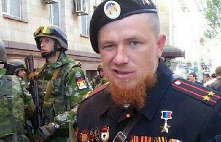У Донецьку насмерть підірвали бойовика М…